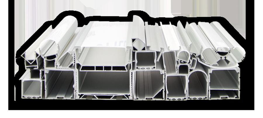 led alu-profile spezifische konfektionierung