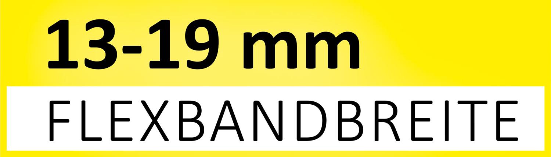 led flexbandbreite 13 19 mm
