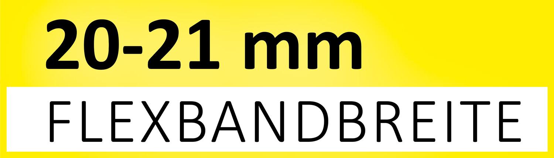 led flexbandbreite 20 21 mm