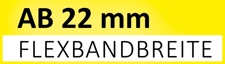 led flexbandbreite ab 22 mm