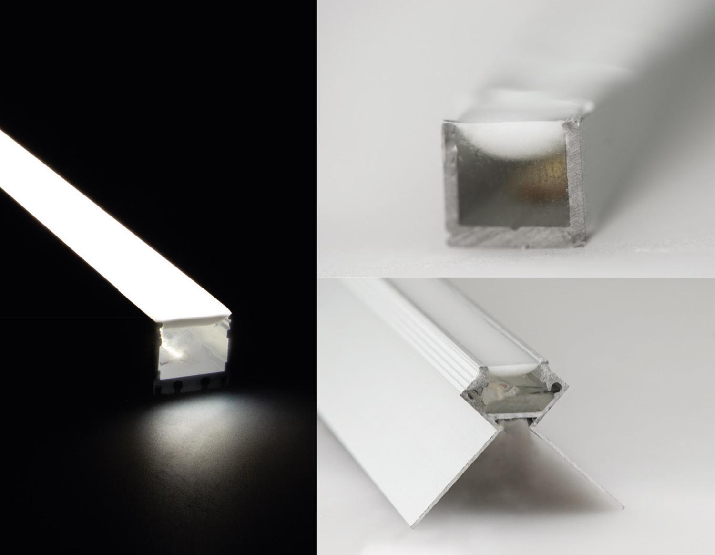 led lichtleisten outdoor pur vollverguss
