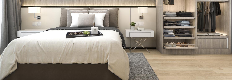 miniamp anwendungsbeispiel schlafzimmer