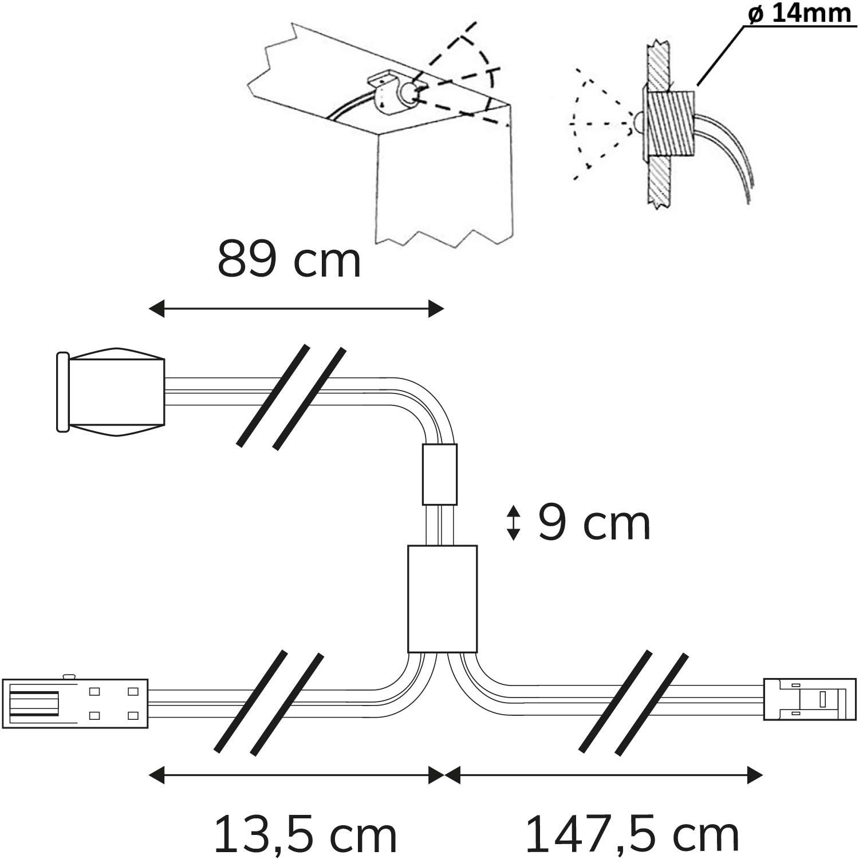 miniamp pir-bewegungsensor 114572