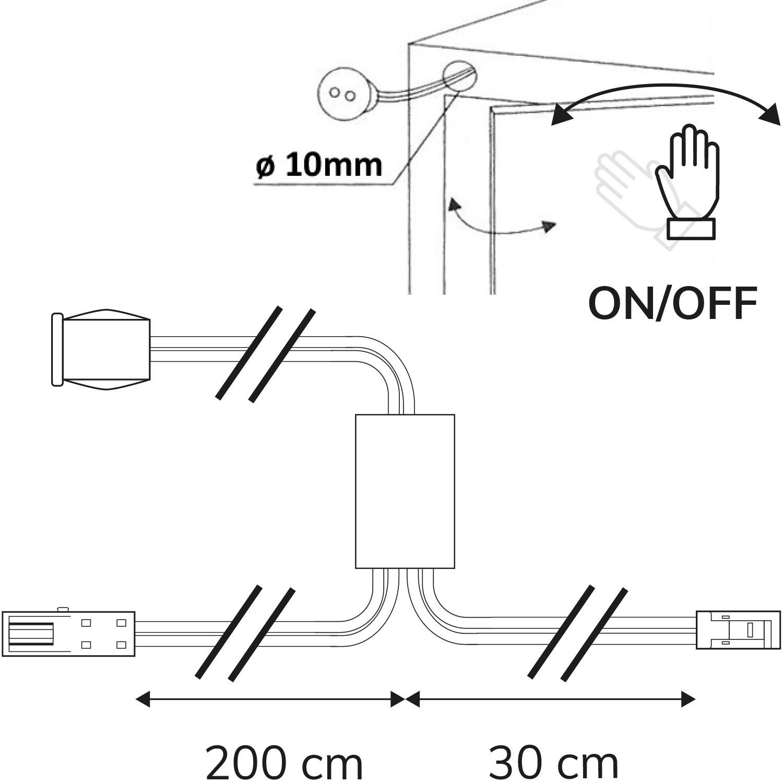 miniamp wisch sensor einbau 114551
