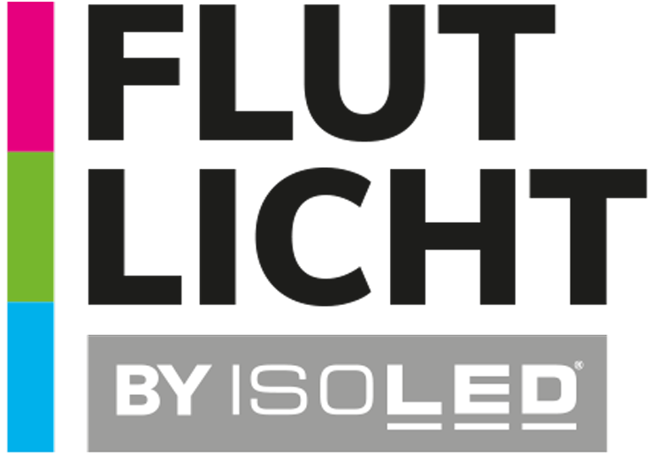 flutlicht led lichtanlage isoled