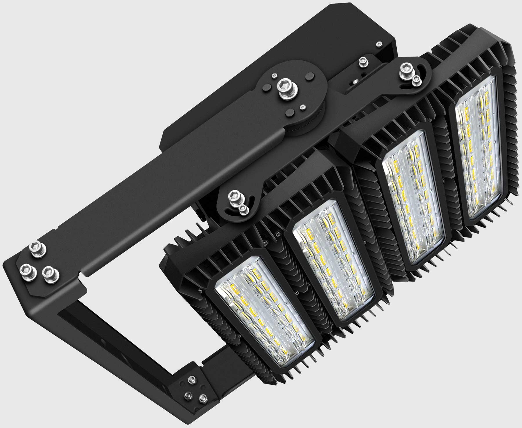 lichtanlagen led flutlicht 450w 114624