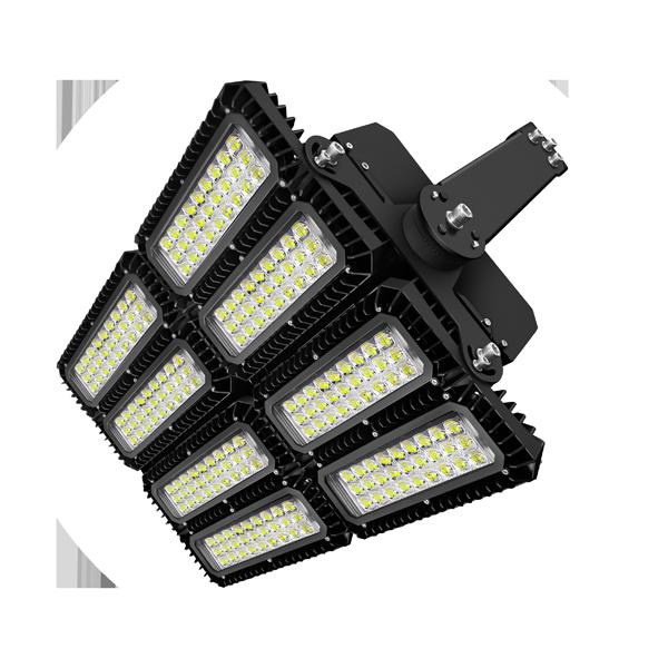 lichtanlagen led flutlicht 450w 114625