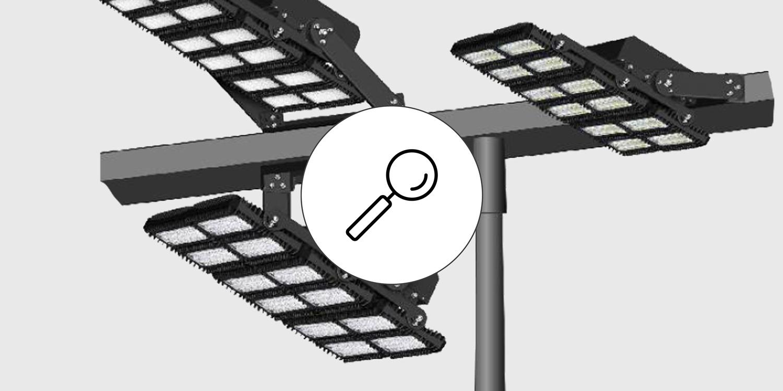 lichtanlagen led flutlicht lichtmasten produktsortiment