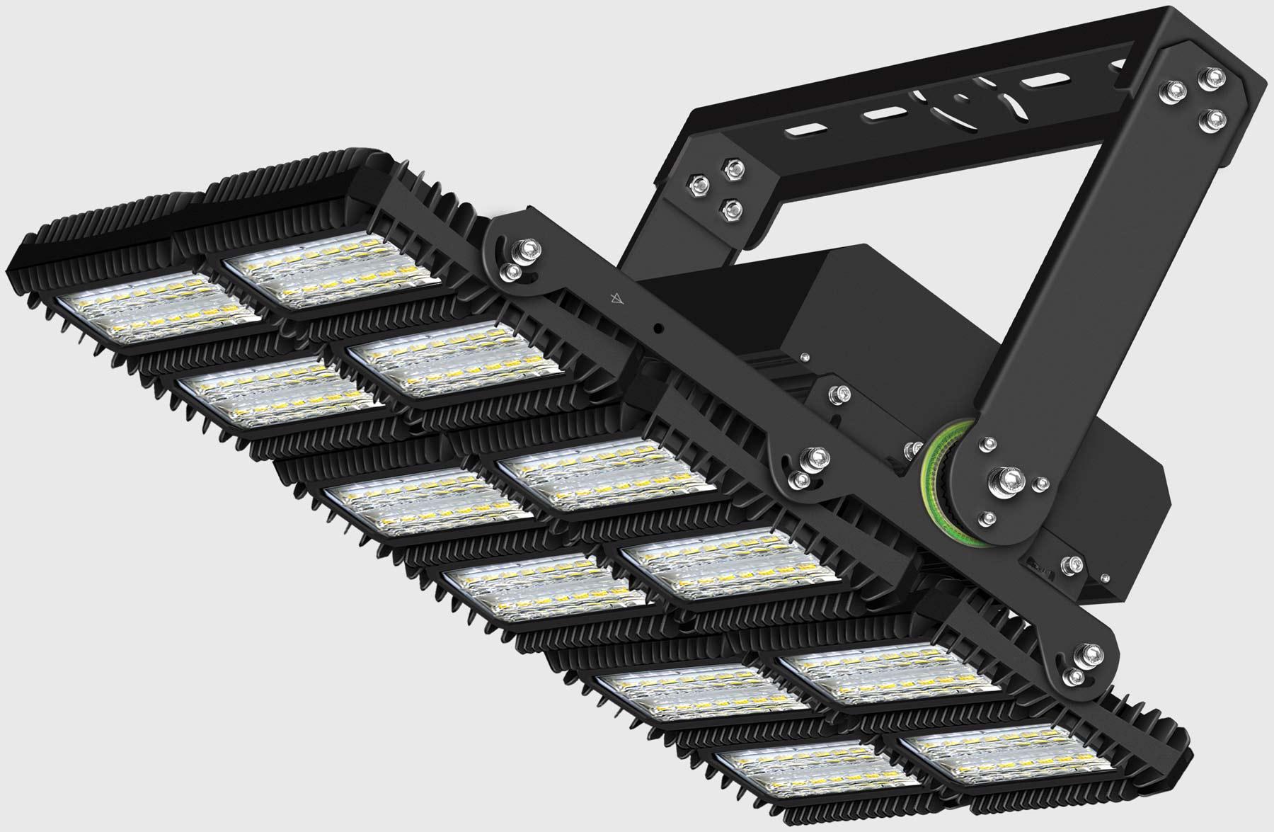 lichtanlagen led flutlicht winkel libelle strahler